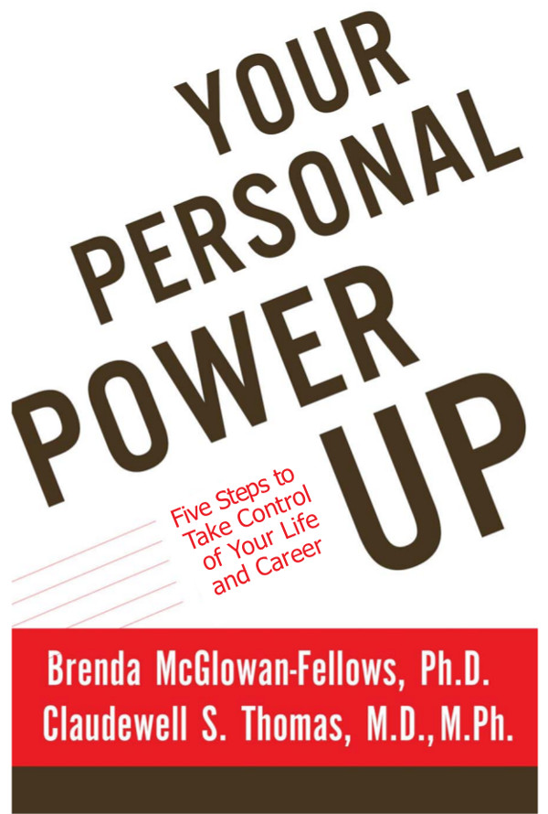 your personal power up book cover